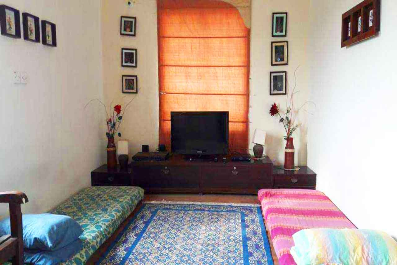 Private Beach Villa in ECR for Daily Rent