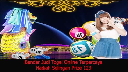 Bandar Judi Togel Online Terpercaya Hadiah Selingan Prize 123