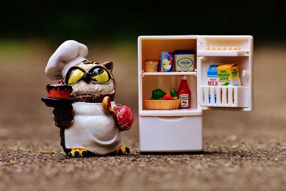 Kulkas Berguna Untuk Menyimpan Bahan Makanan