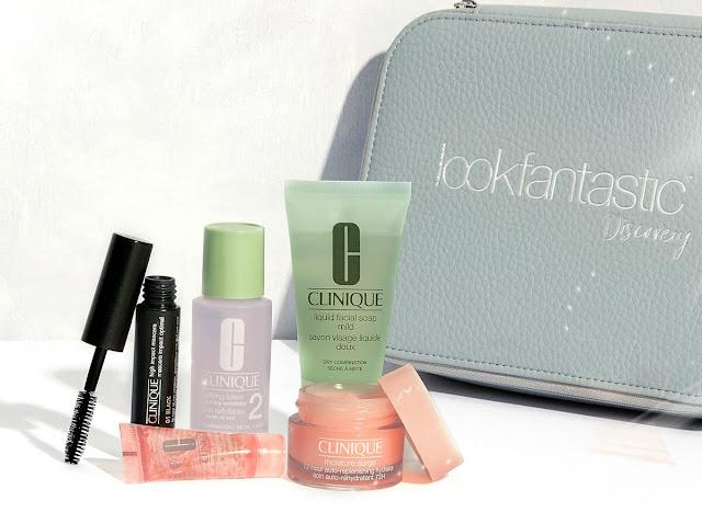 Lookfantastic x Clinique Discovery Bag
