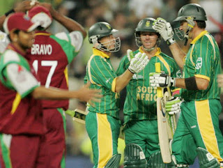 South Africa vs West Indies 1st Match ICC World T20 2007 Highlights