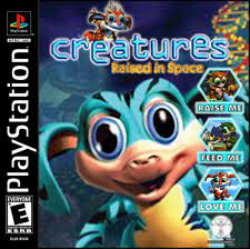 Creatures - Raised in Space - PS1 - ISOs Download