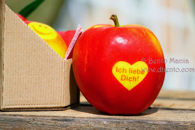 apel cinta untuk kue jerman