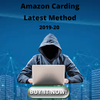 Amazon Carding Latest Working method