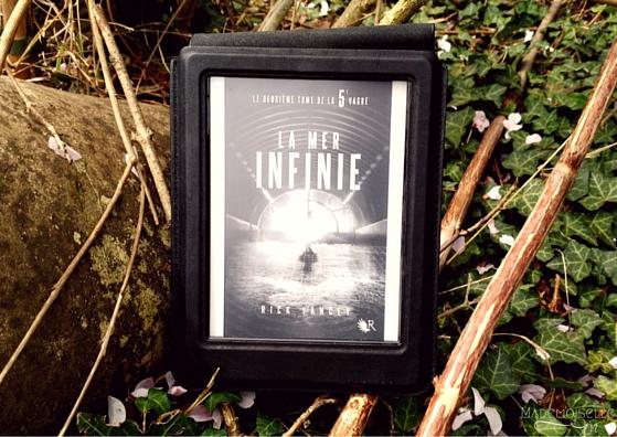 Rick Yancey - La 5e vague - Tome 2 - La mer infinie