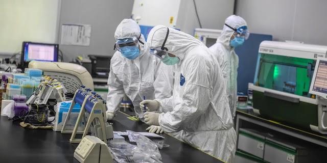 Британська розвідка: Коронавірус з'явився не з китайської лабораторії