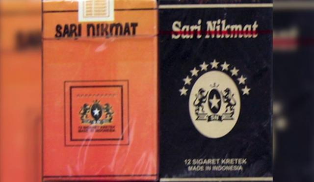 rokok unik sari nikmat