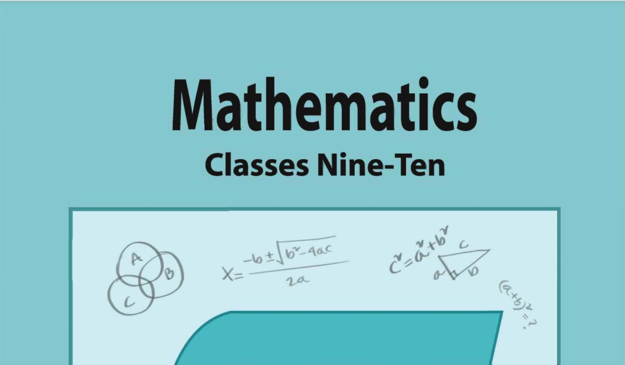 Class 9-10 General Math Solution
