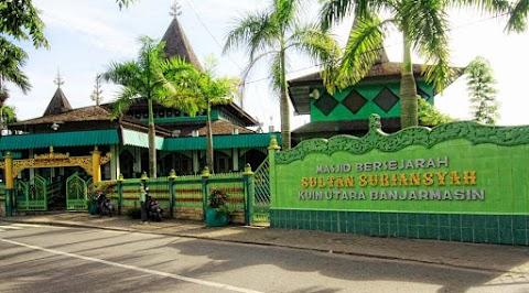 Wisata Religi di Kalimantan Selatan Lebih Mudah dengan Sewa Mobil Online