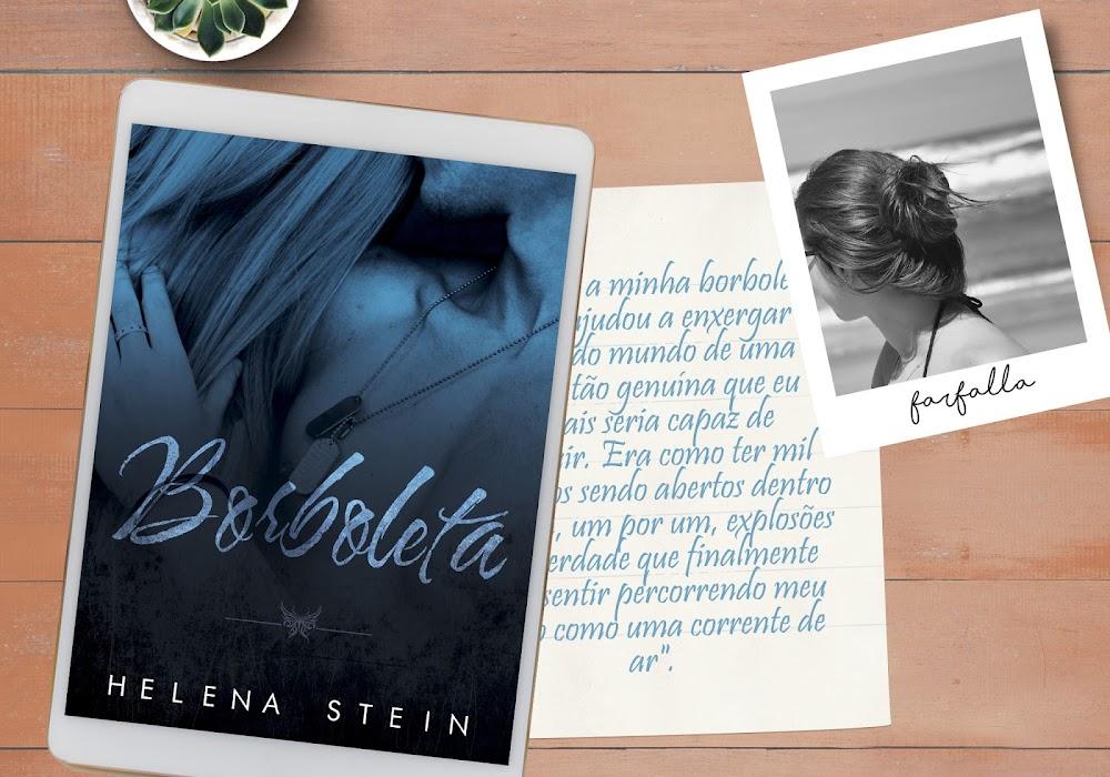 Resenha | Borboleta, de Helena Stein