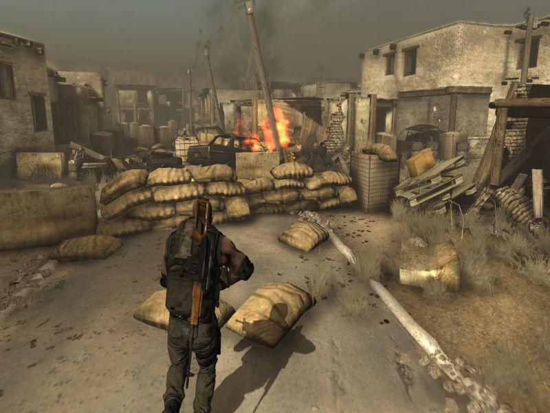 Global Ops Commando Libya PC Game Free Download