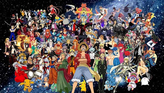 Top 10 online sites to watch anime episodes online