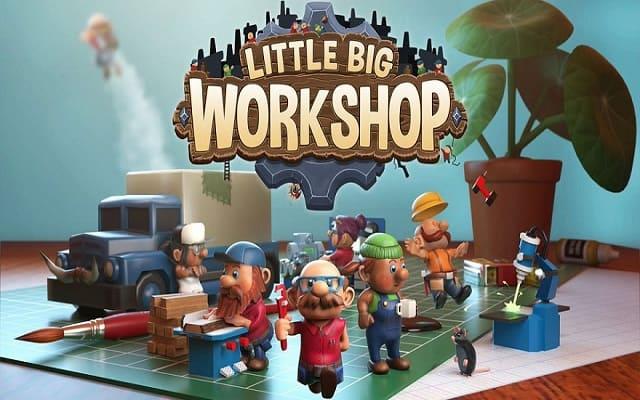 لعبة 2 little big city للكمبيوتر