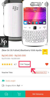 blackberry-murah