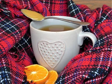 Simple Vitamin C homemade cold and flu remedy