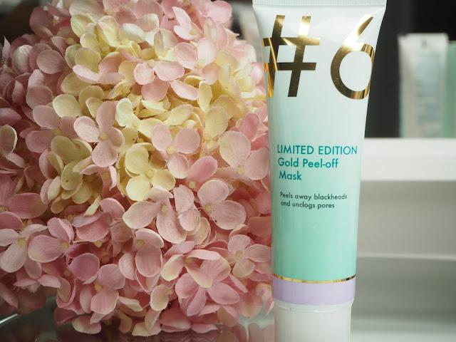 Poundland #6 Gold Skincare