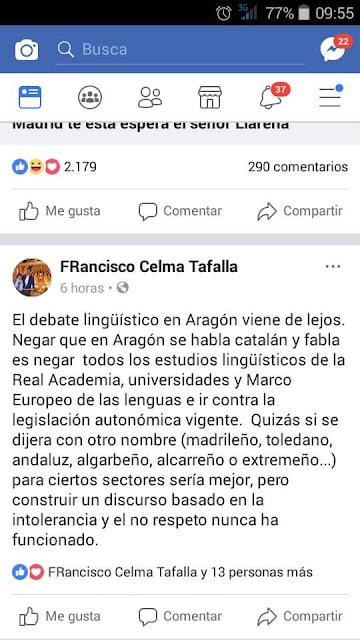 Francisco Celma Tafalla, Valderrobres, Vall de Roures, Ascuma, ascumita