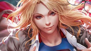 Supergirl, DC, Girl, Superhero, 4K, #4.3147
