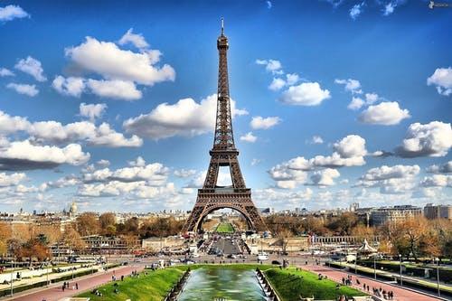 مناطق الجذب السياحي الرئيسية في باريس
