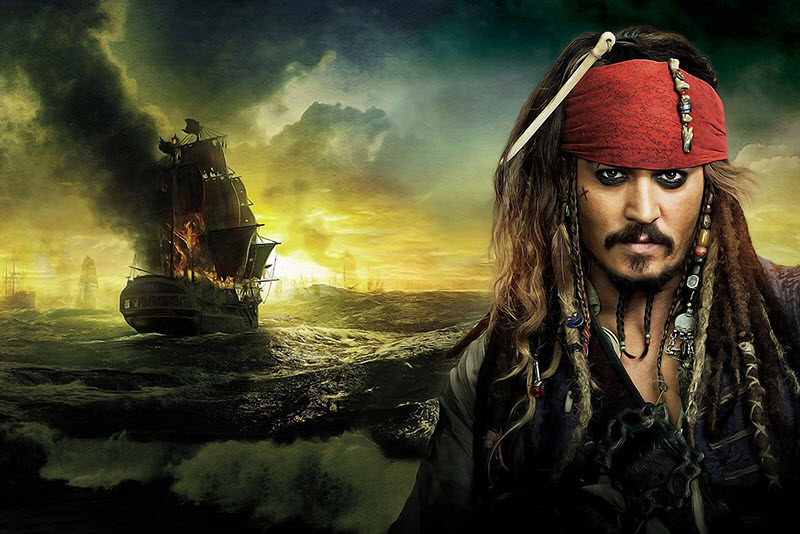 قراصنة الكاريبي