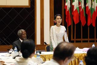 Suu Kyi Mengecewakan!