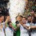 A Alemanha é a campeã da Copa das Confederações de 2017 na Rússia