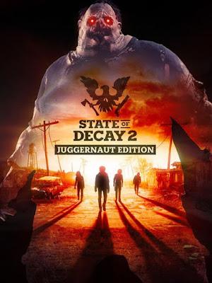 Capa do State of Decay 2: Juggernaut Edition