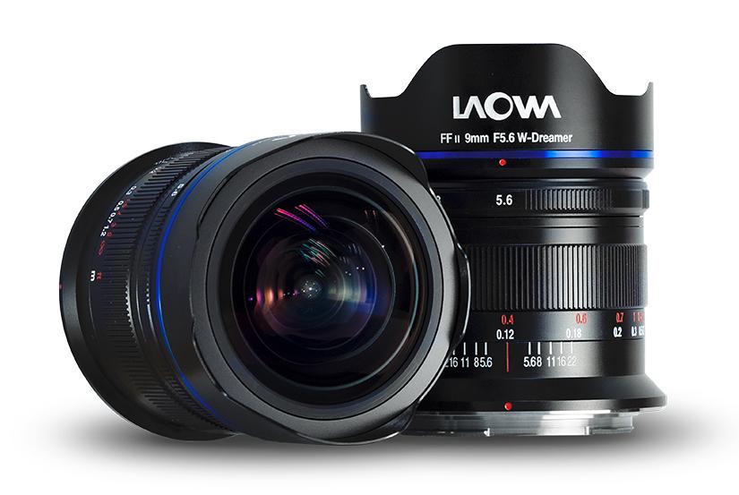 Объектив Laowa 9mm f/5.6 FF RL