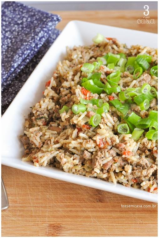 arroz sujo americano