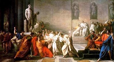 ripasso sulla storia di Roma: Giulio Cesare in breve