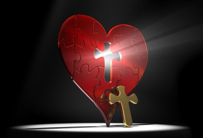 A Prova do Amor – O Amor a Deus e ao Mundo