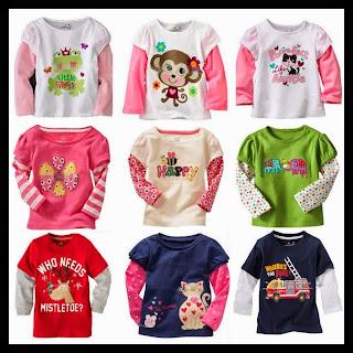 Grosir Baju Import Baby Jatinegara