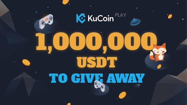 Cara Mudah Mengikuti Event KuCoinPlay Total Hadiah 1 Juta USDT