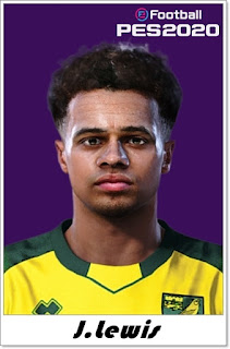 PES 2020 Faces Jamal Lewis by Shaft