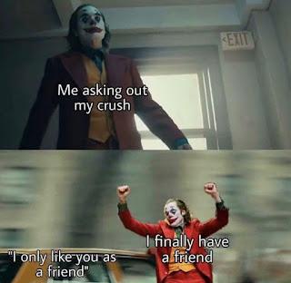 Joker Meme by @yourmemede4ler on Instagram