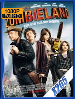 Zombieland (2009) BRRip [x265] [Google Drive] Panchirulo