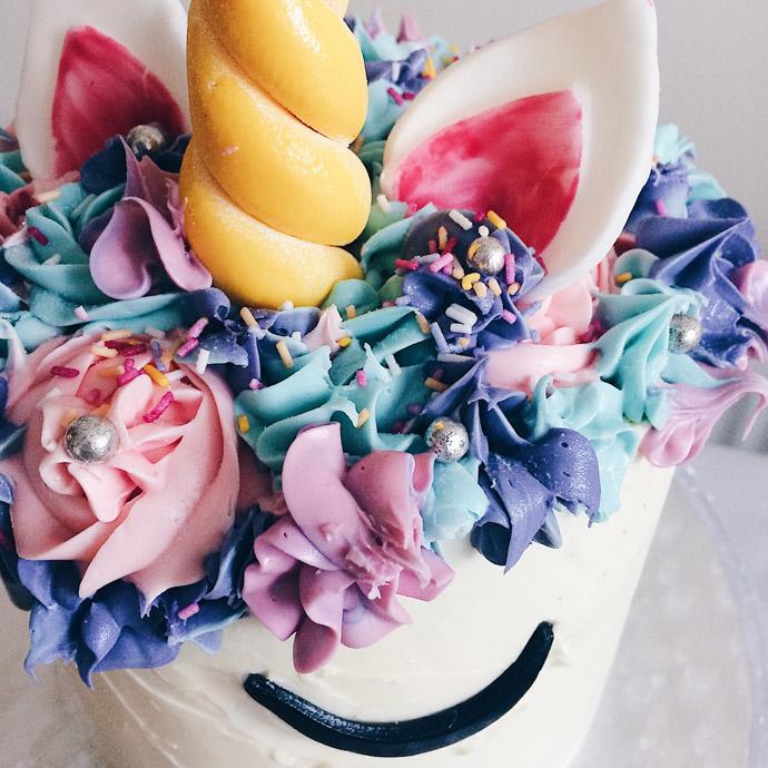 WTG Unicorn Cake
