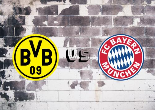 Borussia Dortmund vs Bayern de Múnich  Resumen y Partido Completo