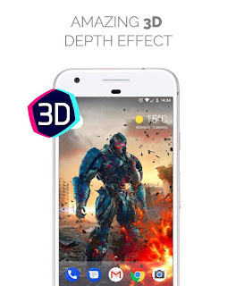 3D Parallax Background 2018 v4.6 build 174 Pro APK is Here!