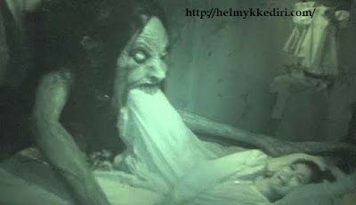 para hantu di Indonesia