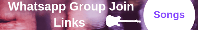 Song Whatsapp Group Join Links