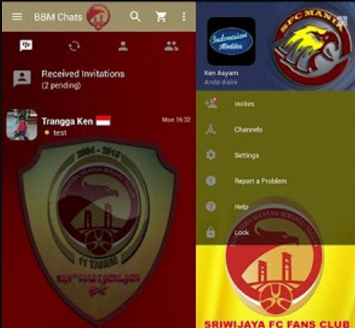 BBM Mod Seiwijaya FC