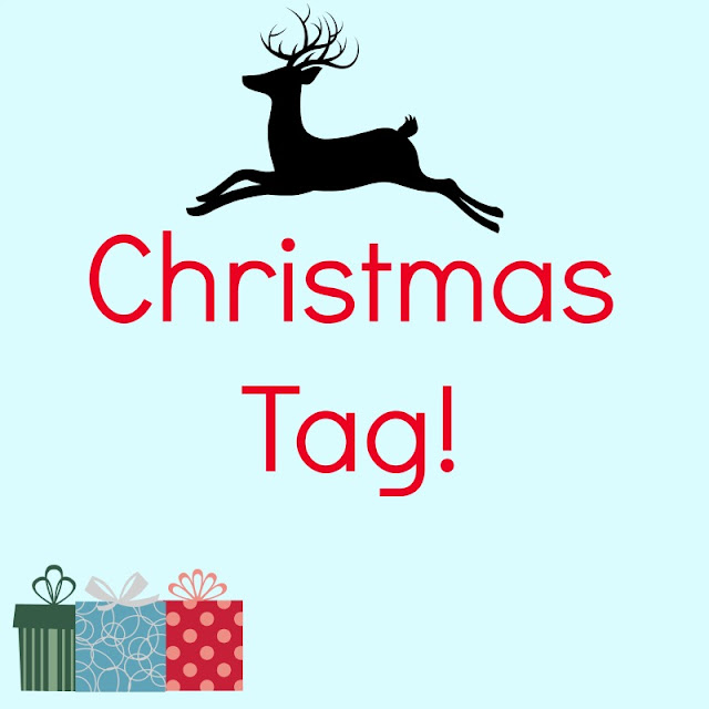 Christmas Tag for Blogmas 2015