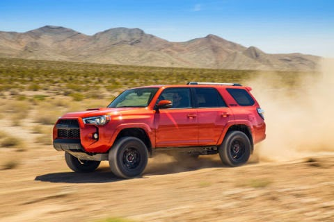 Off-Road & Camping: The 10 Best Off-Road Vehicles You Can
