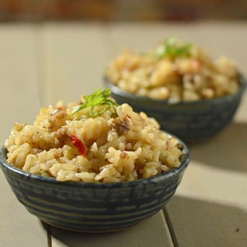 Dirty Rice recipe similar to Popeye's Cajun Rice
