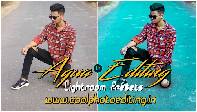 Aqua Premium Lightroom Presets free download