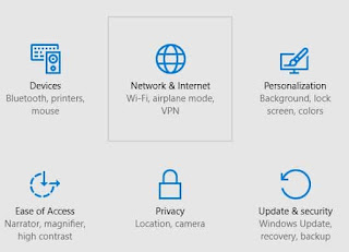 cara menghapus wifi di laptop windows 10