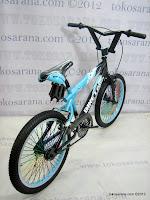 3 Sepeda BMX BikeLord 2022 Road Kingdom 20 Inci