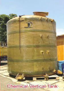 Storage Chemical Tank FRP