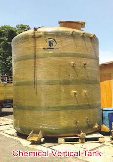 Storage Chemical Tank FRP